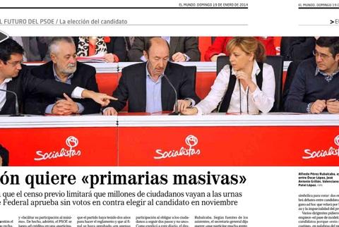PSOE Primarias
