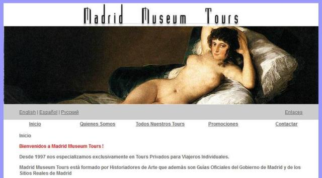Madrid Museum Tours