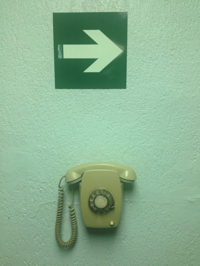 Teléfono hospital